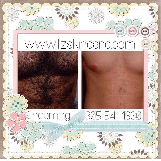 body grooming for men