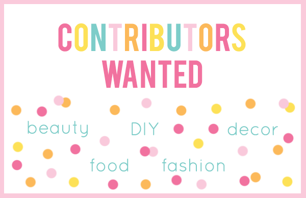 contributors-wanted